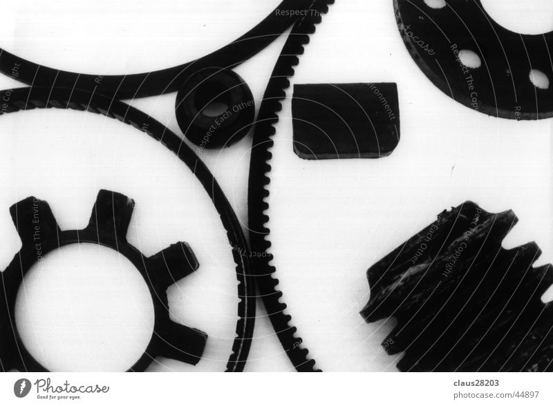 Gearwheel Rubber component