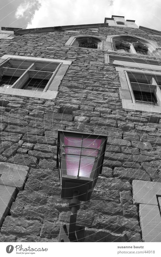White House (Residential Structure) Black Lamp Lighting Architecture Violet Reaction