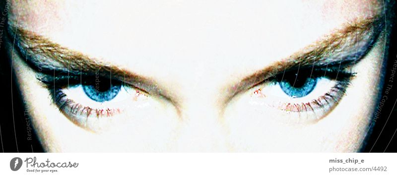 Human being Eyes
