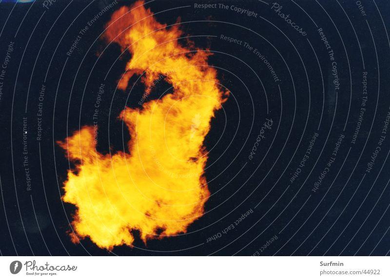 fireball Fireball Physics Science & Research Blaze Warmth