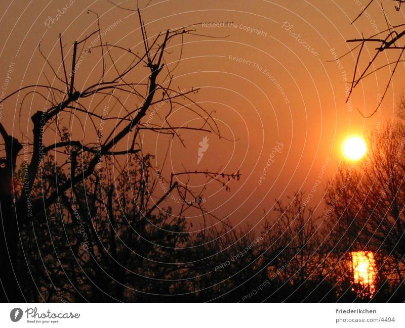 sundown Sunset Dusk