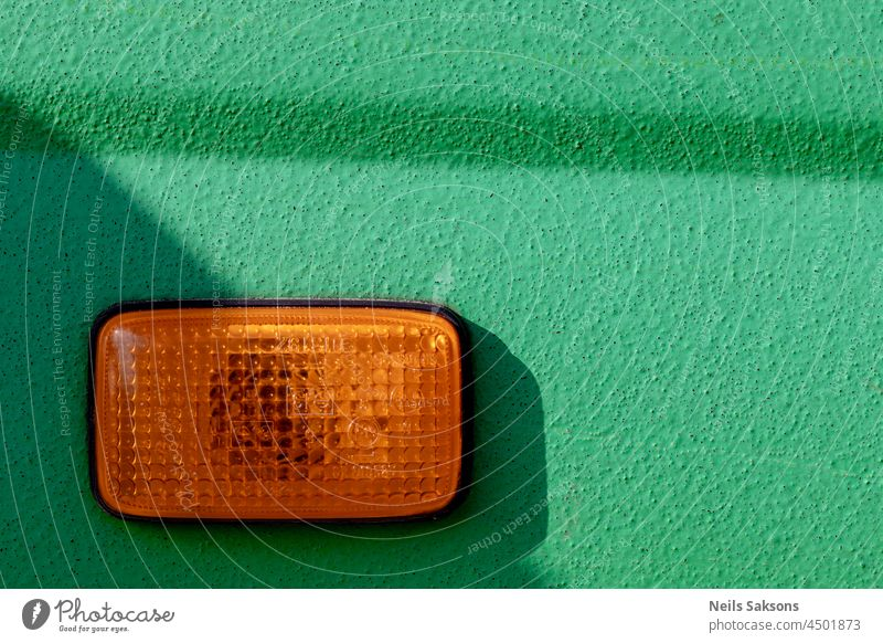 turn signal, green paint pattern accessory auto automobile background beautiful beauty blue business car ceiling color computer dark design desk display element