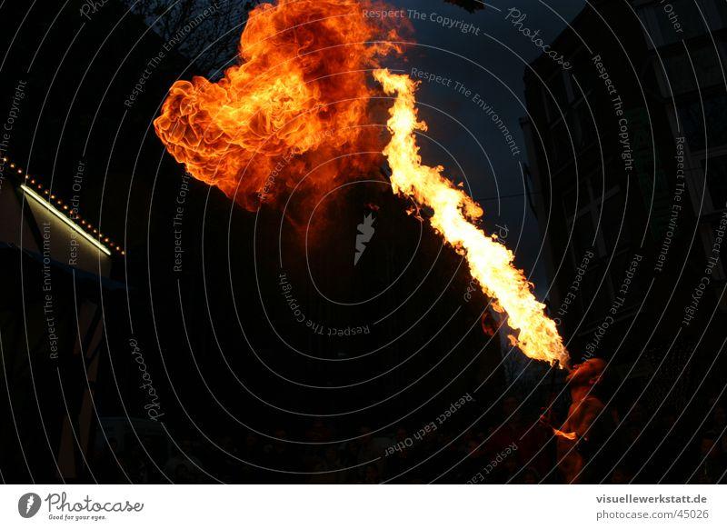 Man Warmth Bright Art Blaze Physics Shows Burn Flame Magician Fire-eater