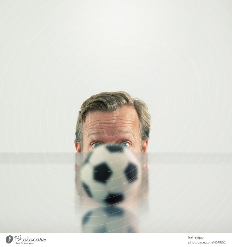foosball table Sports Ball sports Sportsperson Fan Human being Masculine Man Adults Head Hair and hairstyles Face Eyes 1 Looking Enthusiasm Marvel Round Blur