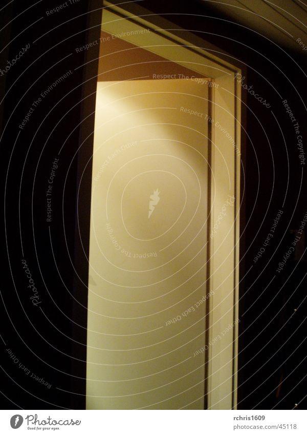 Dark Bright Door Living or residing Entrance Way out