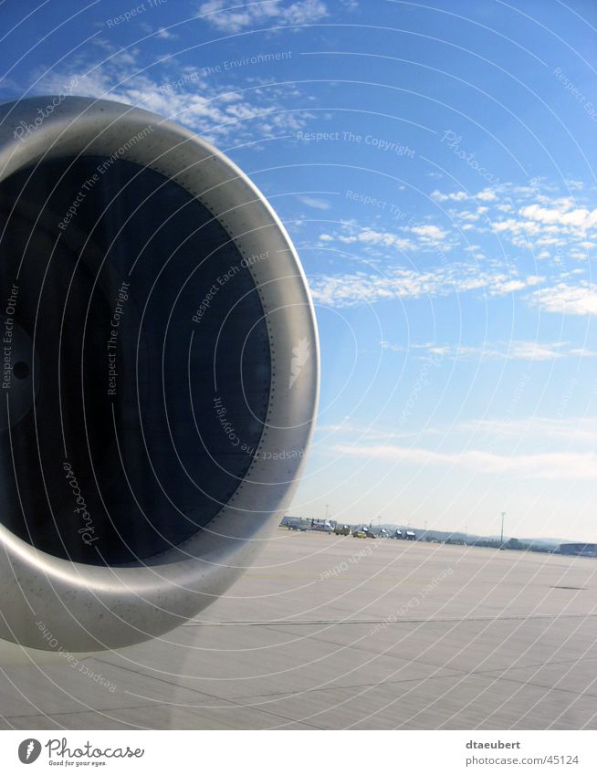 Sky Blue Vacation & Travel Clouds Street Window Airplane Aviation Silver Impulsion Altitude flight
