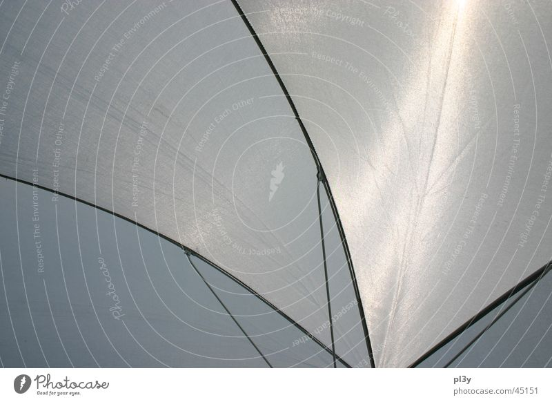Sun Lighting Cloth Obscure Sunshade Transparent Wireframe