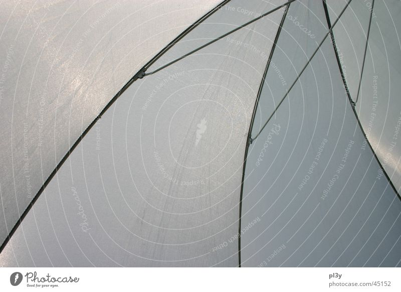 Sun Metal Obscure Sunshade Transparent Wire Framework Translucent