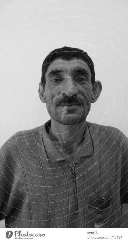 Asymmetry is beautiful! Man Gray scale value Azerbaijan Baku Duet Funny Black & white photo