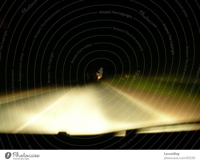 Street Lamp Car Transport Speed Floodlight
