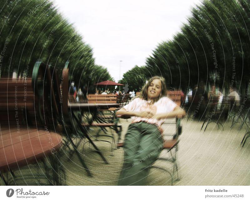 Woman Leisure and hobbies Café Image editing Soft focus lens