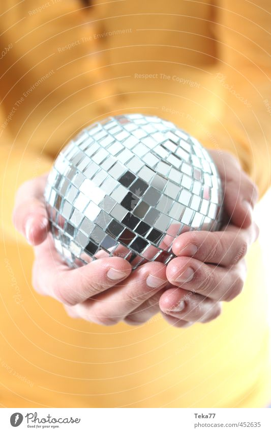 A handful of parties Design Night life Entertainment Party Event Music Club Disco Disc jockey Feasts & Celebrations Clubbing Dance Woman Adults Hand Fingers 1