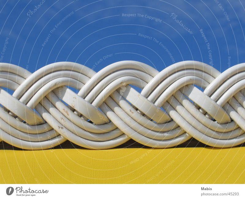 White Sun Blue Beach Vacation & Travel Yellow Waves Corner Leisure and hobbies Edge Beach chair Sylt Kampen