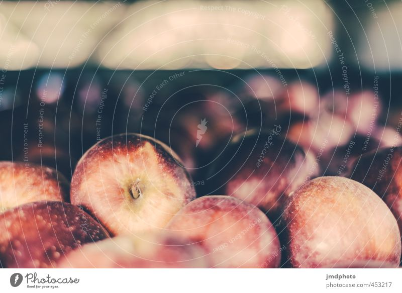 An apple a day keeps the doctor away Food Fruit Apple Nutrition Organic produce Diet Healthy Healthy Eating Summer Environment Plant Beautiful weather Fragrance