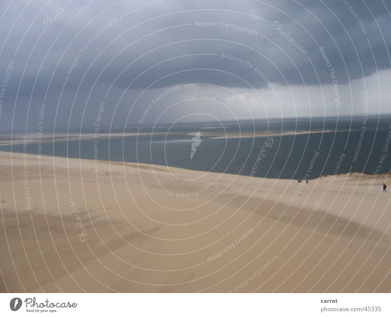 Beach Vacation & Travel France Beach dune Atlantic Ocean Arcachon Dune du Pyla