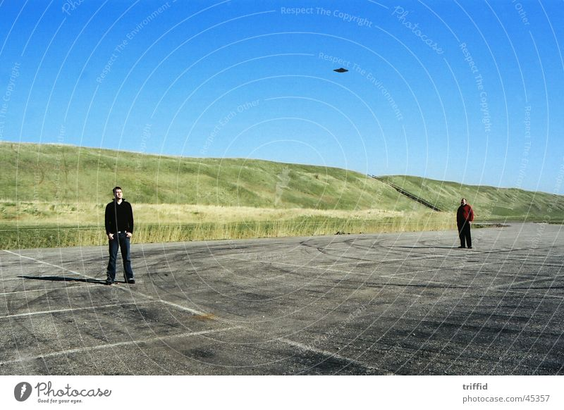 Human being Europe Parking lot UFO Extraterrestrial being Kidnap Zeeland
