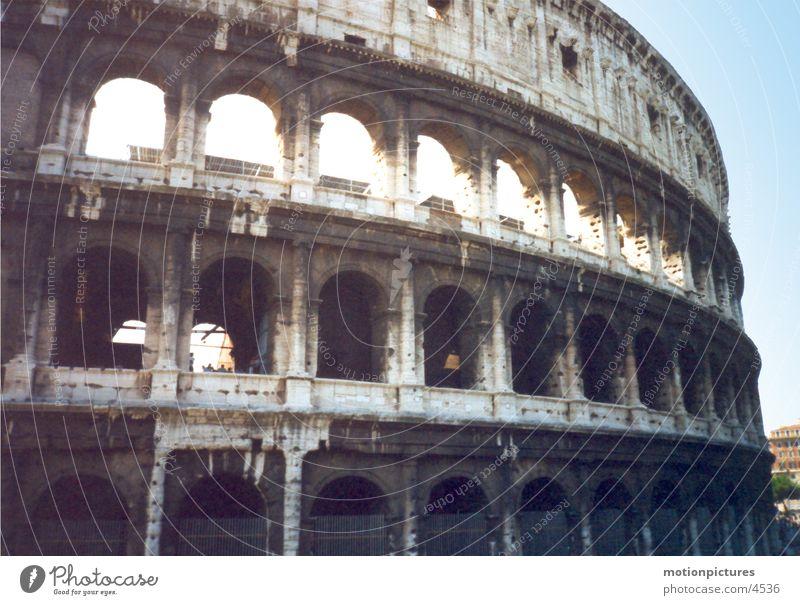 Rome Theatre Colosseum Amphitheatre