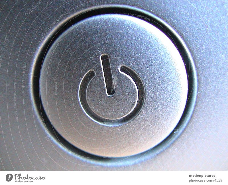 Buttons Switch Photographic technology Switch off Activate