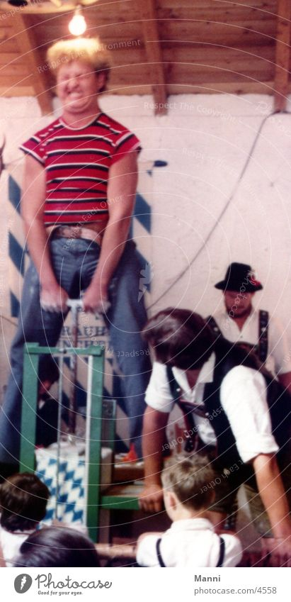 Human being Bavaria