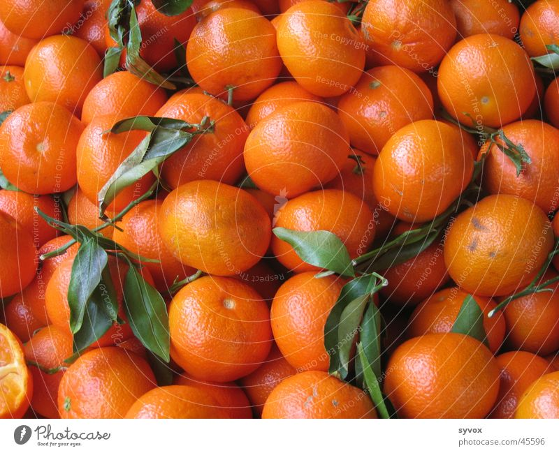 mandarin pile Orange Orange juice Juice Tangerine Fruity Healthy