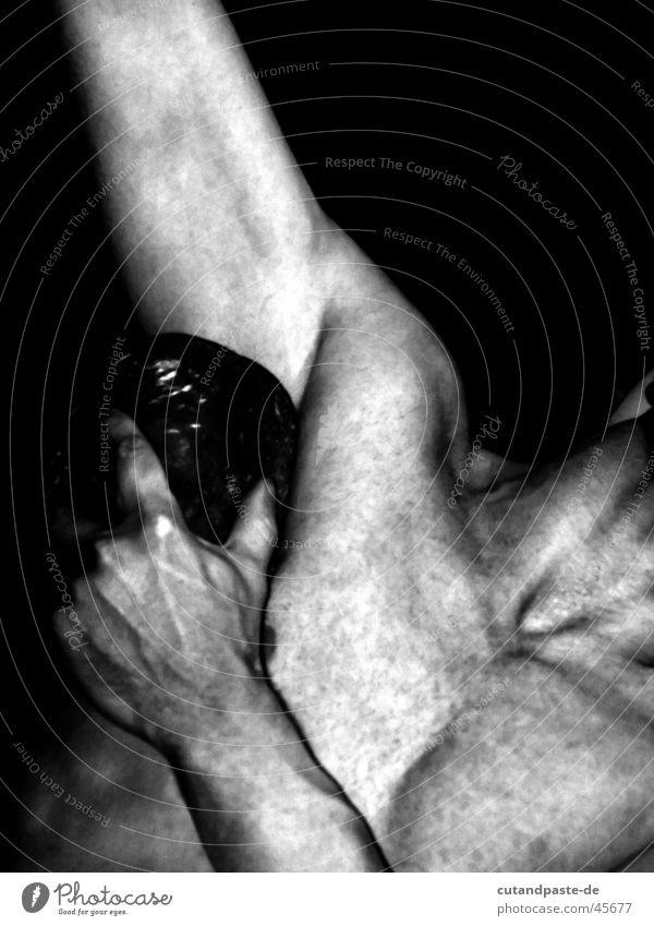 Human being Man White Black Esthetic Stage play Dancer Low-key Performance art