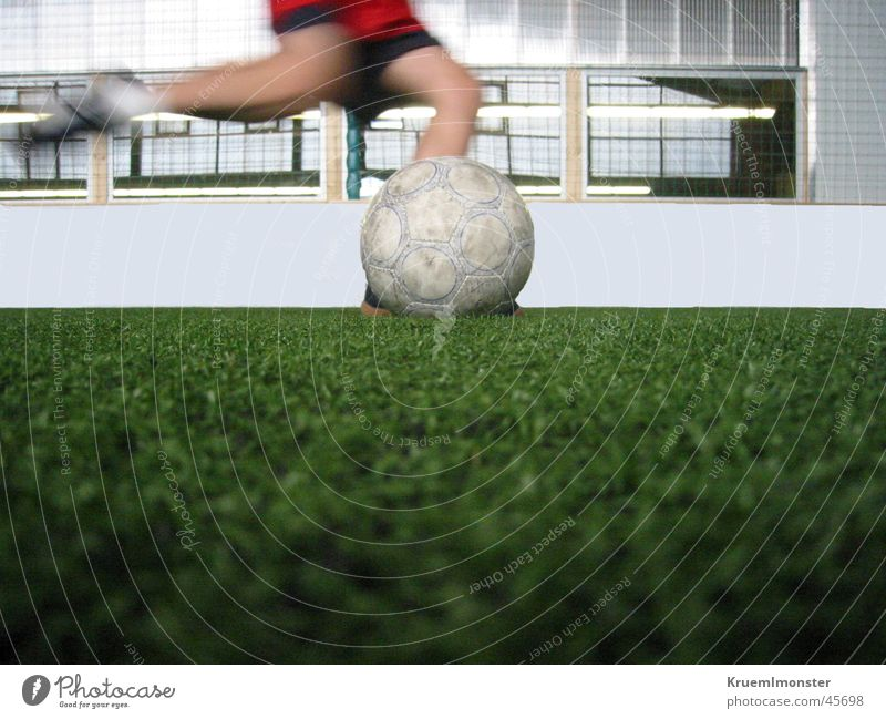 goal shot Ball sports Artificial lawn Essen Burgaltendorf Sports Soccer indoor soccer Boy (child)