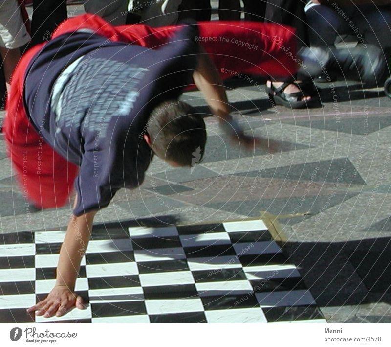 street dancer Human being