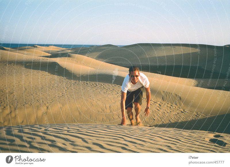 Vacation & Travel Sand Europe Desert Climbing