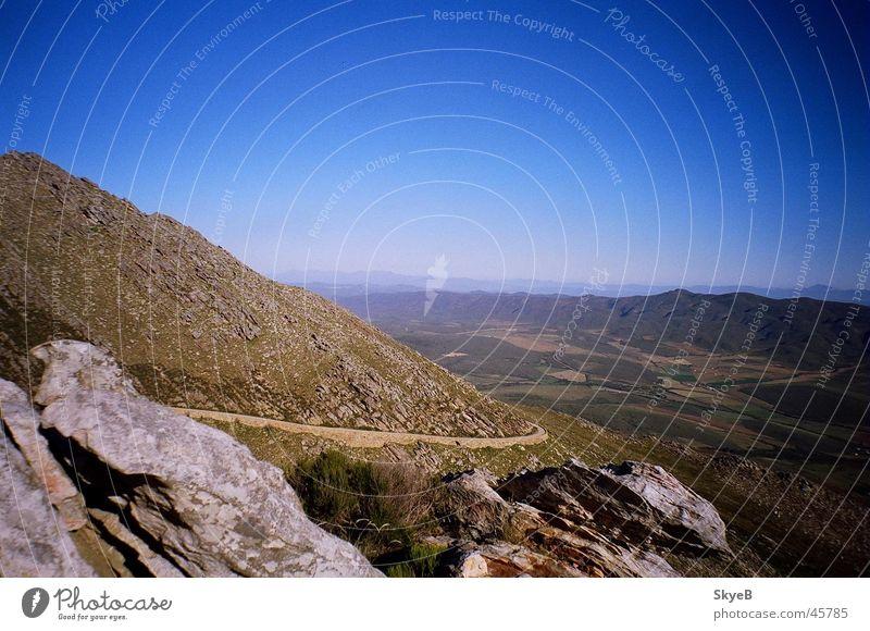 Mountain South Africa Swartberg Pass