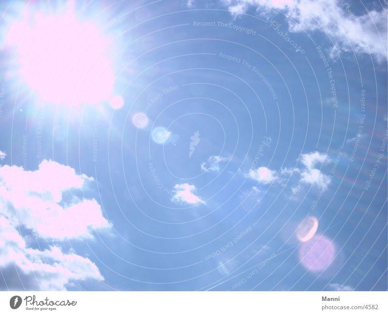 sun, clouds Clouds Sun