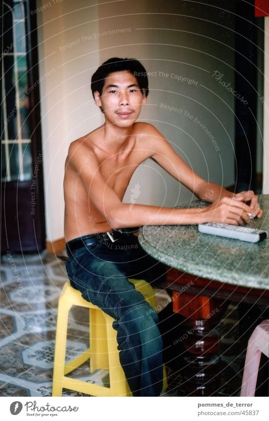 tan Vietnam Thin Asia Work and employment Man Youth (Young adults) Poverty