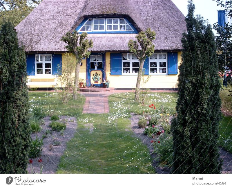 thatched house Thatched roof house Architecture