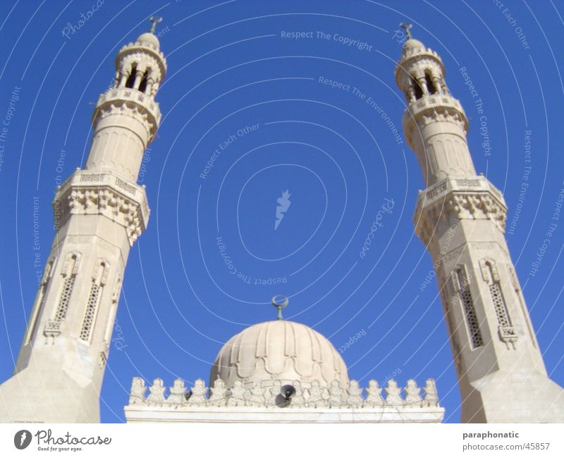 Mosque in Egypt House (Residential Structure) House of worship Architecture