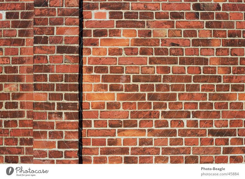 Bricks 2-4 Wall (barrier) Wall (building) Background picture Stone wallpapers bricks red brick red-brick Brick wall
