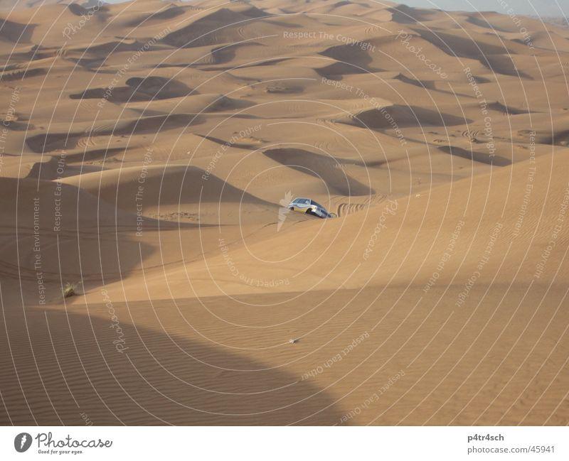 desert jeep Offroad vehicle Dubai Desert Sand