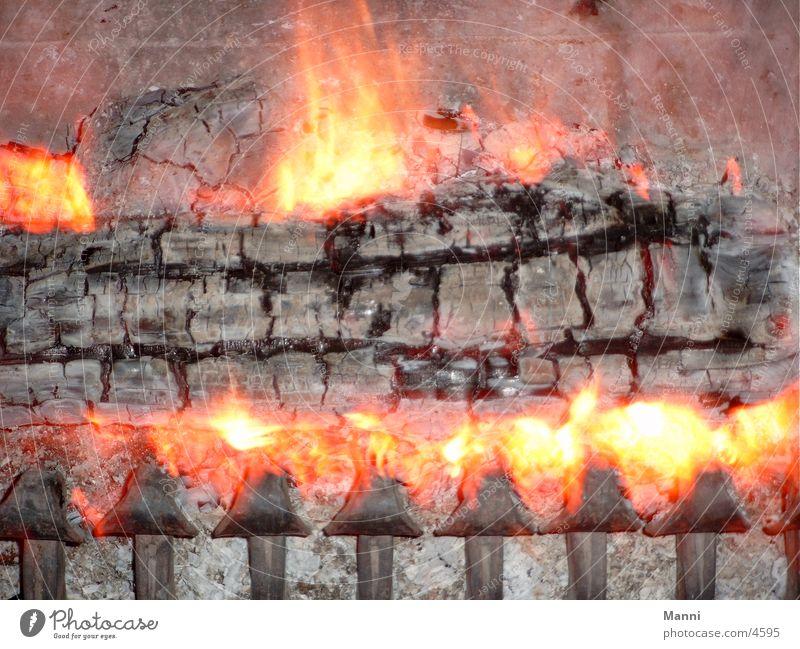 Blaze Photographic technology Open fire