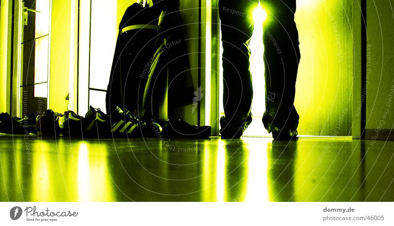 Man Sun Green Style Wood Footwear Glass Door Stand Floor covering Hallway Laminate