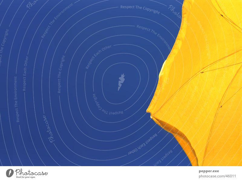 3/4 sea safety Sunshade Beach Ocean Relaxation Blue Sky Blue sky