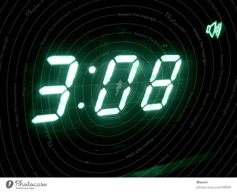 Digital Time Clock Electrical equipment Technology Digital photography
