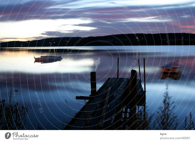 Water Plant Beach Calm Clouds Colour Dark Cold Wood Lake Watercraft Coast Weather Wet Fish River