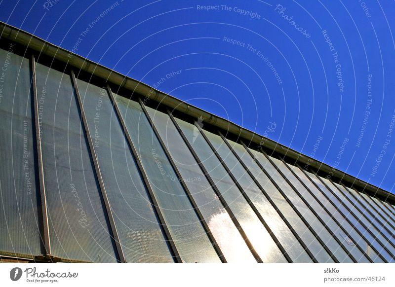 Sky Sun Window Industrial Photography