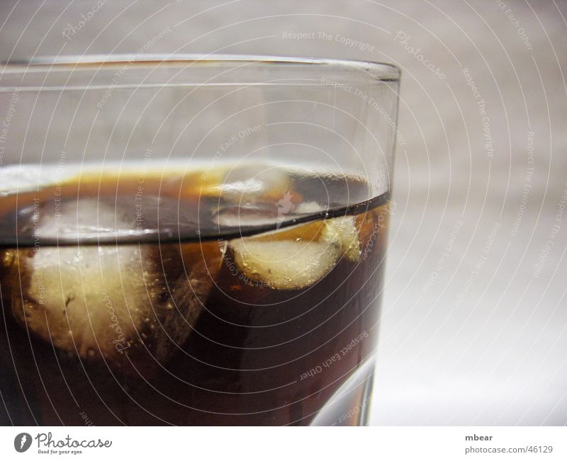 Ice Glass Beverage Drinking Express train Refreshment Thirst Cola Ice cube