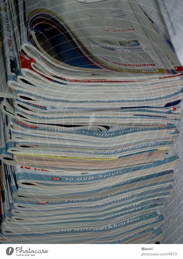 periodicals Magazine Things