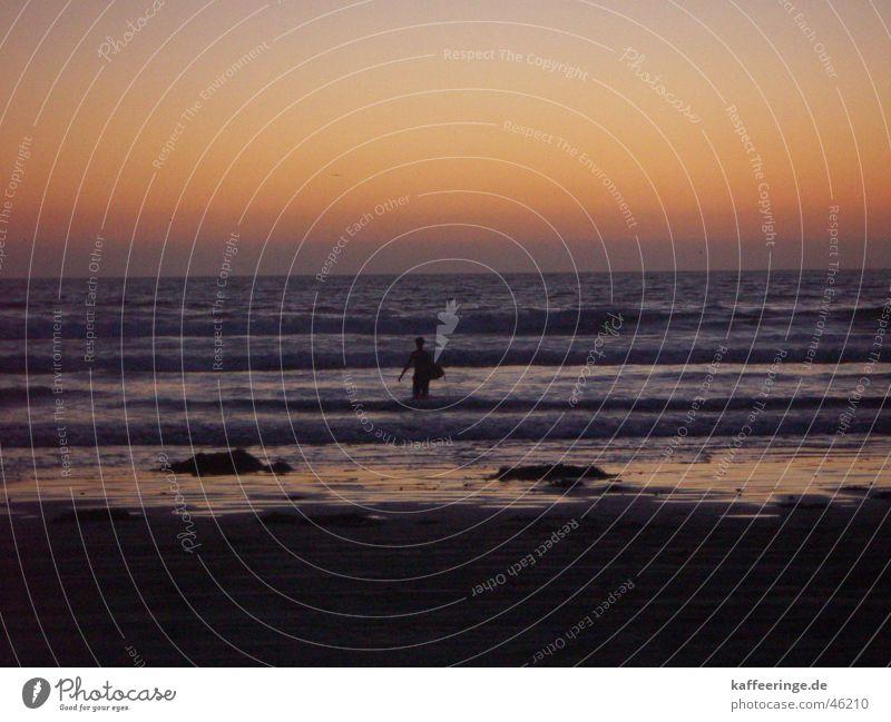 Ocean Beach Warmth Sand Waves Physics Surfing Surfer Pacific Ocean
