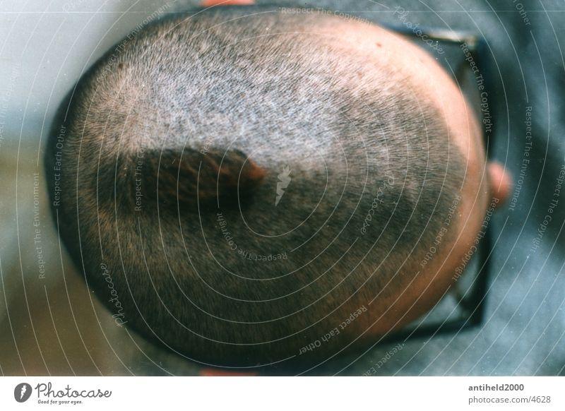 Short Hair Bird's-eye view Human being Hair and hairstyles miniiro Stopper