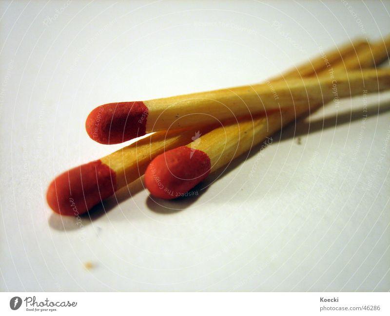 matches Match Wood Red Stick Ignite Blaze sticks
