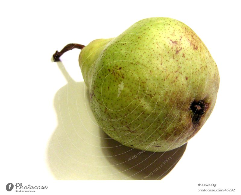 Green Healthy Fruit Vitamin Pear