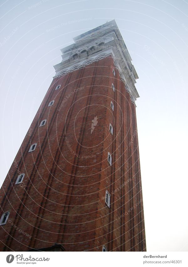 Vacation & Travel Building Art Tower Italy Tourist Attraction Elevator Venice St. Marks Square Campanile San Marco