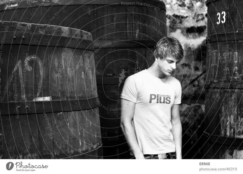 I alreadywieda^^ Portrait photograph Self portrait Keg Blonde Mold T-shirt