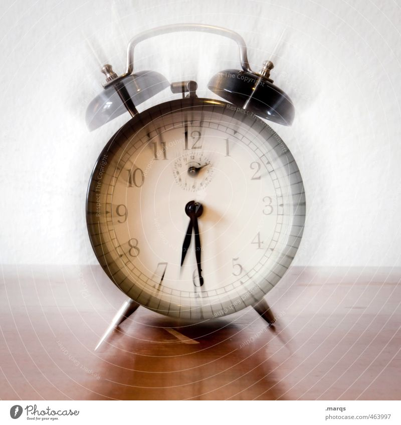wake-up call Flat (apartment) Work and employment Clock Alarm clock Technology Sign Stress Date Wake Morning Arise Oversleep Digits and numbers Timetable Prompt